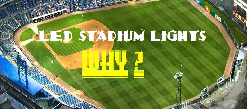 Reasons to Choose LED Stadium Lights